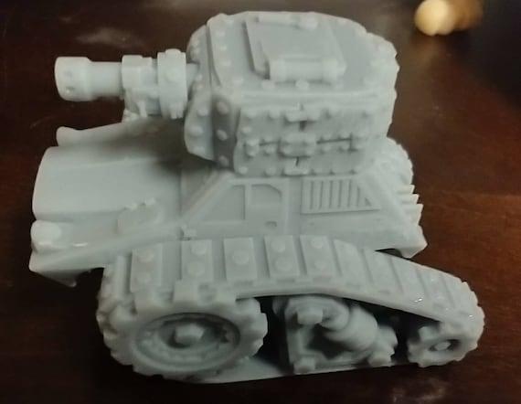 Grot Tank Mini Scrap Tank for Tabletop War Games