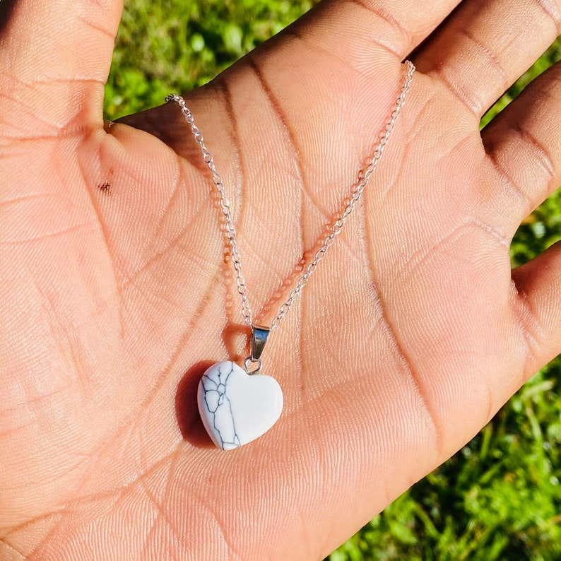gifts for mom, necklaces for love necklaces necklaces for teen girls gifts for her necklaces for mom White heart Necklace for women