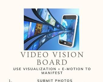 Video Vision Board