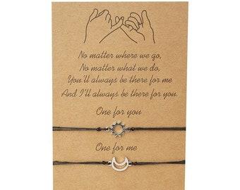 friendship bracelet for 2