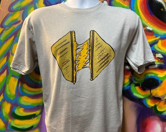 Grateful Grilled Cheese tshirt