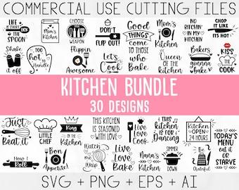 Kitchen Svg, Kitchen Svg Bundle,  Potholder Svg, Kitchen Cut File, Chef svg, Baking Svg, Cooking Svg, Kitchen Quotes Svg, Funny Kitchen svg