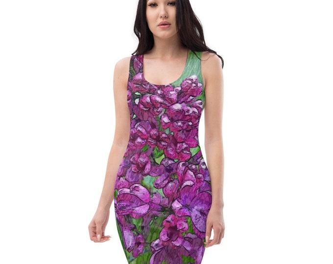 Dress - Lilac - Spreewaldliebe