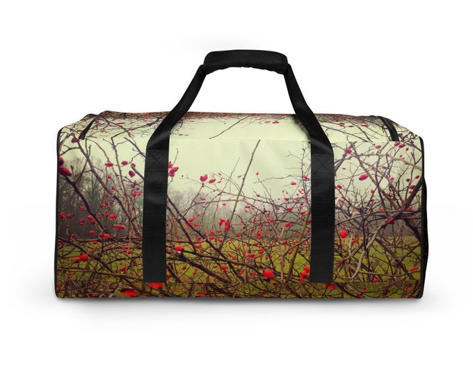 Duffle bag - Rose Hip - Spreewaldliebe