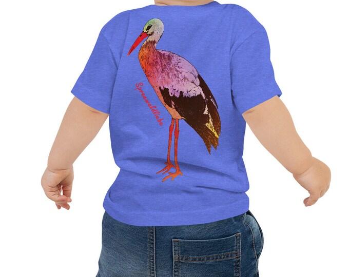 Baby Jersey Short Sleeve Tee - Storck - Spreewaldliebe