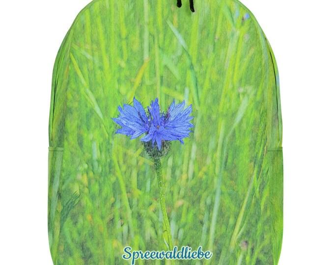 Minimalist Backpack Cornflower - Spreewaldliebe