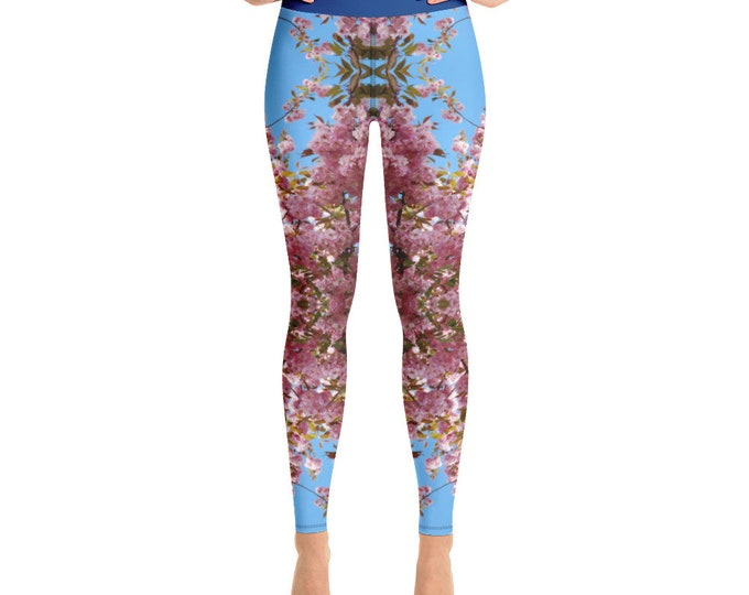 Woman Leggings - Cherry Blossom - Spreewaldliebe