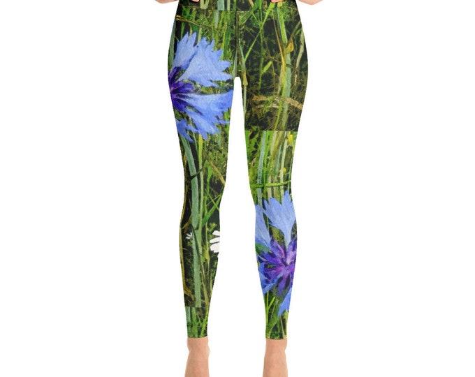 Woman Leggings - Corngflower - Spreewaldliebe