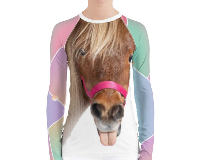 Women's Rash Guard - Ponylove