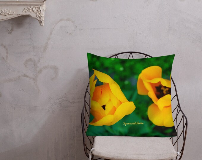 XL Premium Pillow - Tulip - Spreewaldliebe