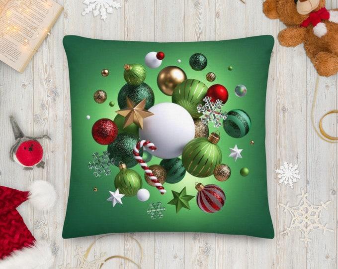 Premium Pillow 22x22 - XMas 2