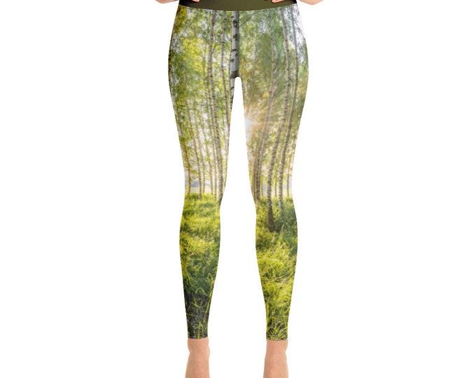 Yoga Leggings - Birchwood - Spreewaldliebe