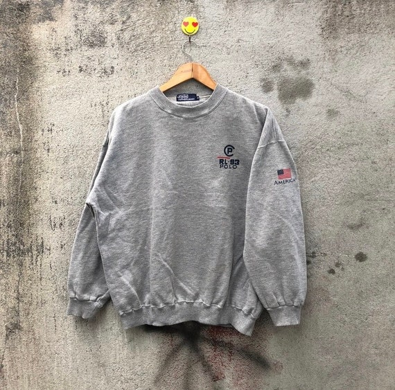 Vintage 90s Polo RL-93 america cup by Polo Ralph l