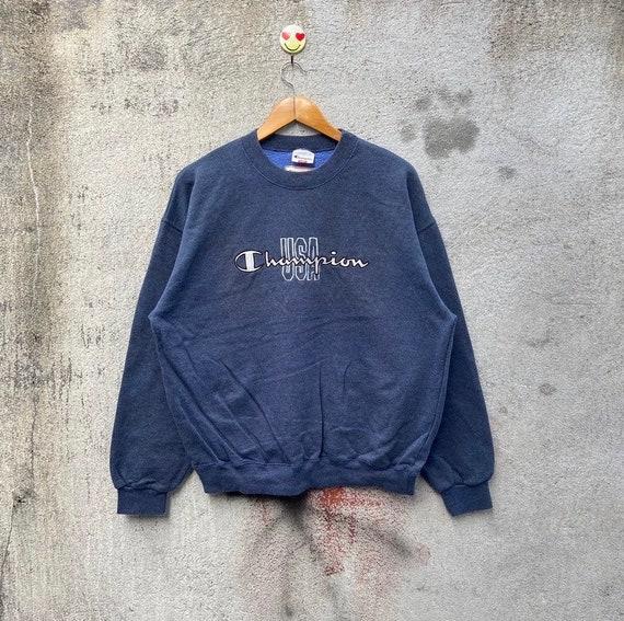 Vintage 90s champion usa sweatshirt pullover