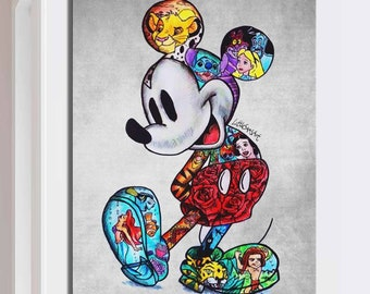 USA Mickey Mouse Best 5D Diamond Painting Kits Dreamer Design Painting Obsession Embroidery Accessories Diamond Painting Dotz Tools