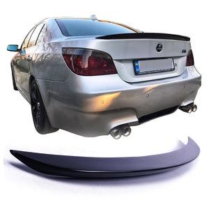 2X car silhouette stickers for BMW e34 5-series classic sedan