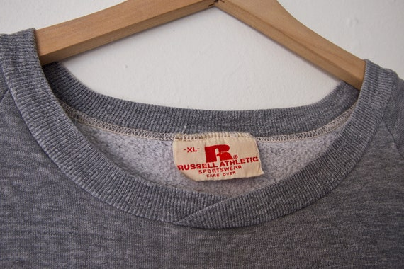 1970's Russell Athletic Raglan Sweatshirt - image 3