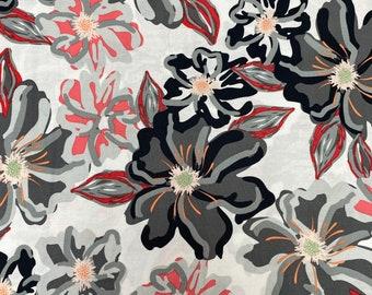 Beautiful Floral Fabric!