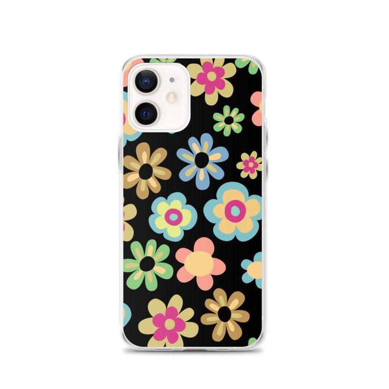 iphone 12 pro iphone 12 case 8 case mini case 11 pro xs max  case Iphone 12 pro case Cute sunshaped petals iphone 12 pro case