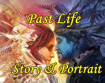 Discover How Was Your Past Life | Past Life Reading and Portrait