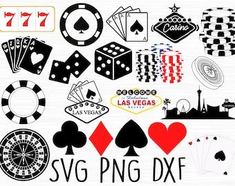 Las Vegas Svg, Vegas Svg, Vegas Png, Las Vegas Welcome Sign Svg, Cards Svg, Poker Svg, Casino Svg, Die Svg, Playing Cards Svg