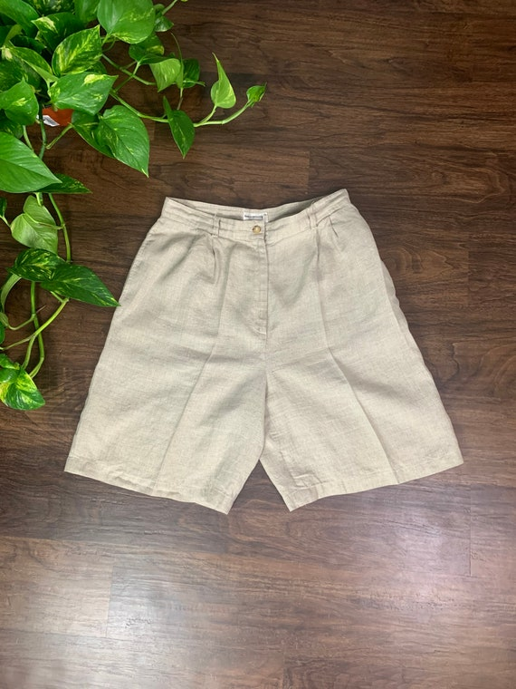Vintage Abercrombie and Fitch Bermuda Shorts, Wide