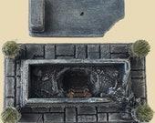 Tomb - Secret Tunnel