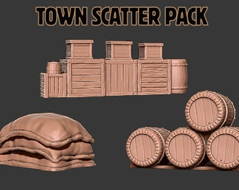 Town Scatter