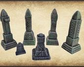 Grave Monument / Road Marker / Decorative Pillar Collection