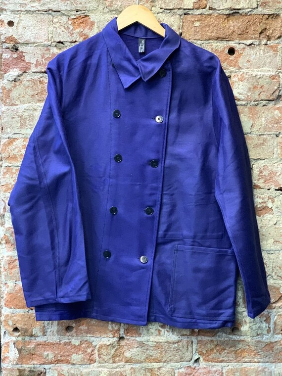 French Work Coat