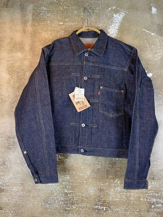Vintage Levi's 506 Japan Big E