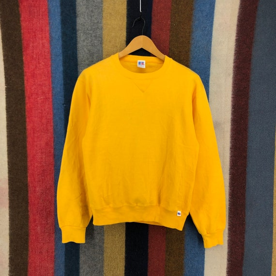 90s Vintage RUSSELL ATHLETIC Made In USA Sweatshir