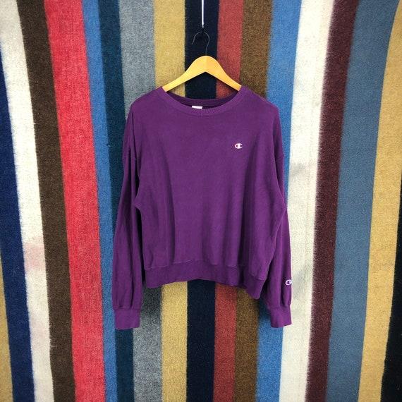 Vintage CHAMPION AMERICAN ATHLETIC Sweatshirt Pull