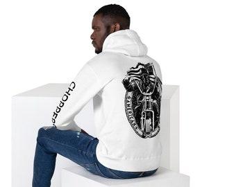 Men's Hoodie - Autumn Fashion Sweater Choppers Print - Unisex Hoodie - Autumn Clothing - Hoodie Printed - Men's Fashion