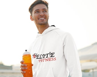 Unisex Hoodie Elite Fitness - Fitness Yoga Autumn Winter Unisex Hoodie Hoodie