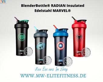 BlenderBottle® The Pro28 - Marvel® shaker with MARVEL® hero!