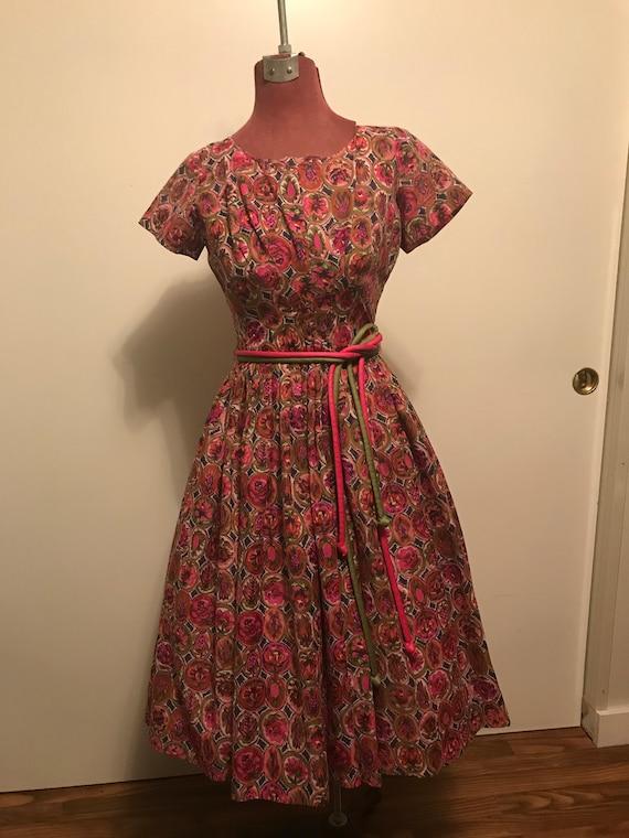 Vintage Designer Dress