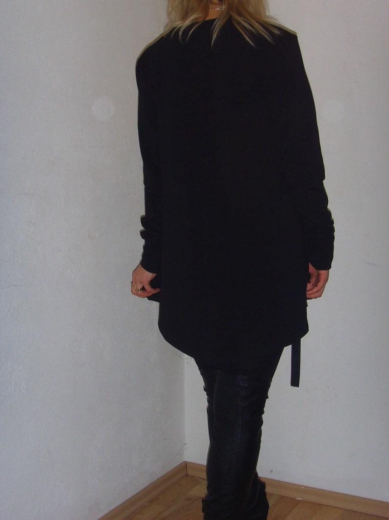 dress Sporty asymmetrical tunic