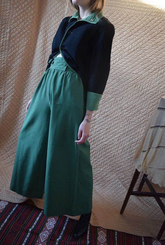 70's Palazzo Trousers