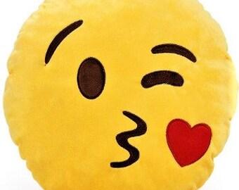 Emoji Pillow Fun Sewing Kit