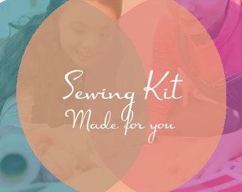 Beginner Sewing Supply Kit