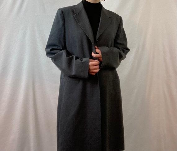 Vintage Oversized Blazer Coat