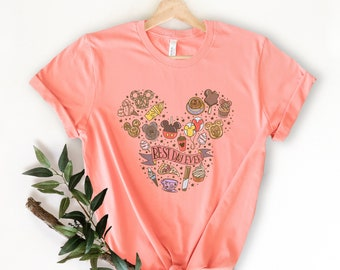 Mickey Best Day Ever Color T-Shirt, Disney Family, Matching Outfits, Mickey, Disneyworld, Disneyland, Minnie, Snack Goals, Kids Toddler Baby