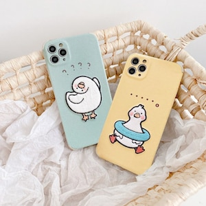 Pink Royal Duck Phone Case Crown Jewels Duckess