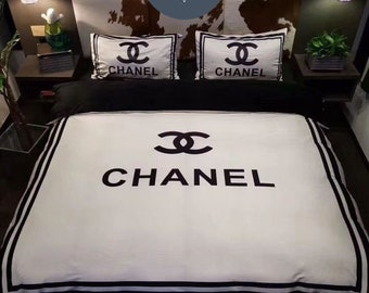 Couette Chanel Etsy
