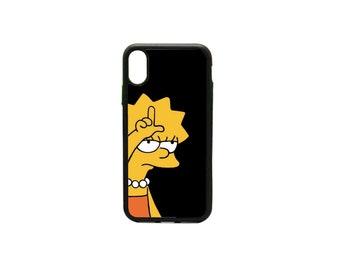 Simpsons iphone   Etsy