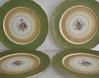 Vintage George Jones /& Sons Crescent Ware Dinner Plates # 19690