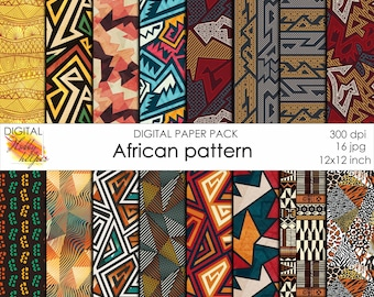 7x10 FT Kente Pattern Vinyl Photography Backdrop,Tribal Traditional Triangles and Stripes Indigenous Native Cultural Heritage Background for Baby Birthday Party Wedding Studio Props Photography