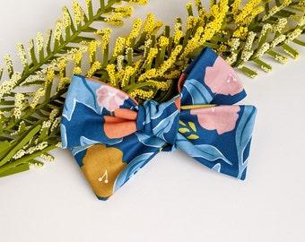 baby headband pinwheel bow baby bow Trendy boho hand tied cotton bow mommy and me bow women\u2019s bow nylon bow dog bow clip bow