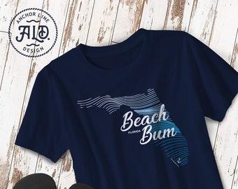 Florida Beach Bum T-Shirt